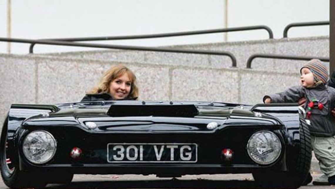 عجیب ترین خودروهای تاریخ