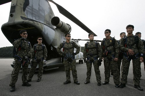 South-Korea's-Armed-Forces