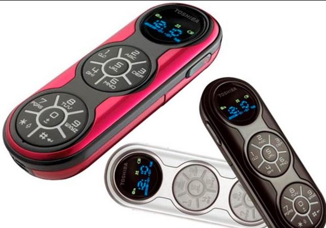 گوشی ای شبیه به کنترل از راه دور تلویزیون