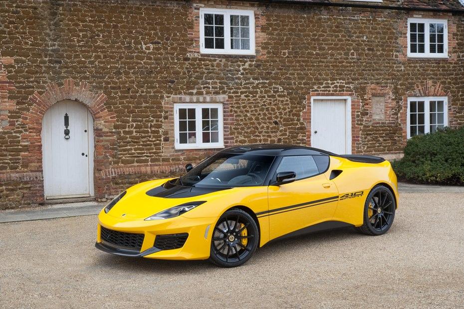 Evora Sport 410،آخرین سوپر اسپرت Lotus