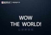 پوستر تبلیغاتی شرکت اوپو