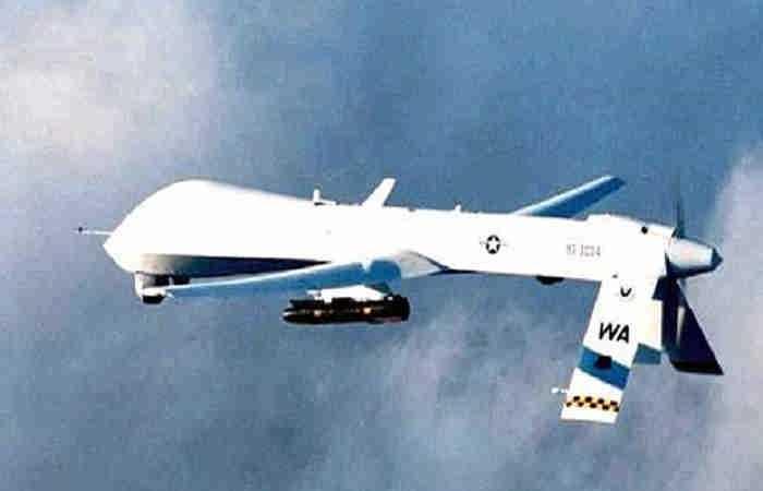 اولین پهپاد مجهز به سلاح لیزری /  پهپادها به دنیای تجهیزات نظامی باز می گردند