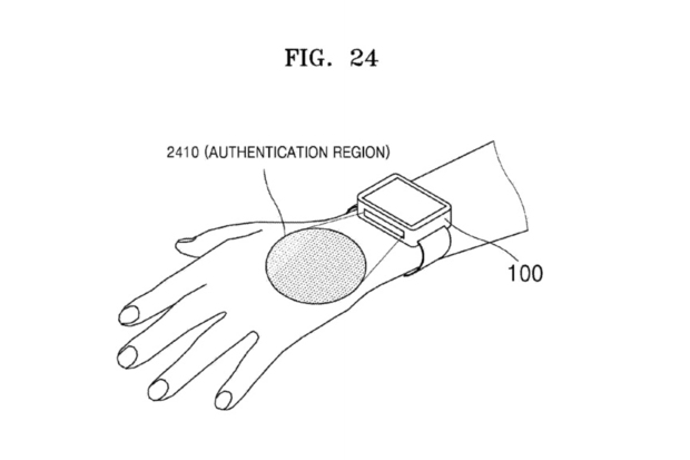 ساعت هوشمندی که از روی ساختار رگهایتان شما را شناسایی می کند