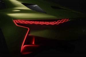 خودروی برقی جدید e-tense (4)