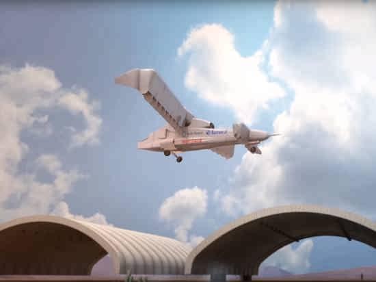 هواپیمای عمود پرواز