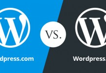 مقایسه سایت Wordpress.org با Wordpress.com
