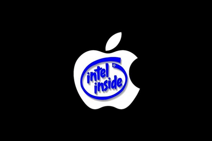 همکاری اینتل و اپل