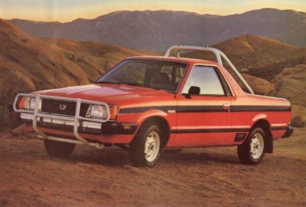 Subaru Brat 1978