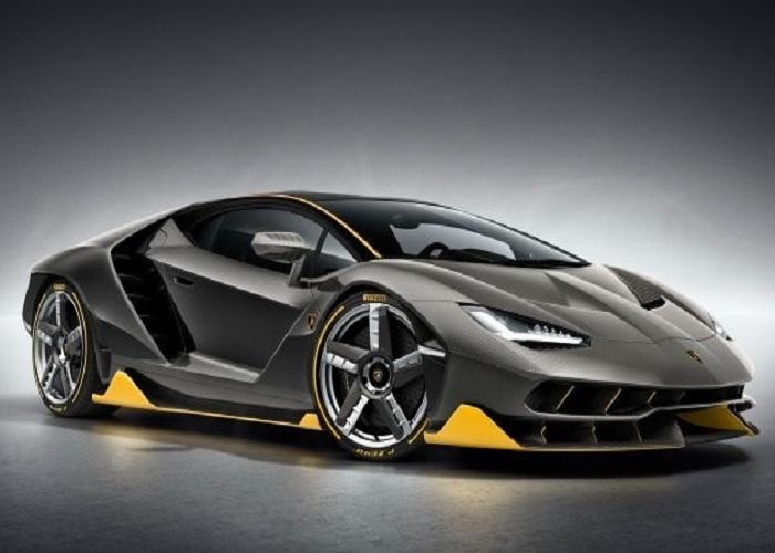غول جدید لامبورگینی وارد می شود / Lamborghini Centenario
