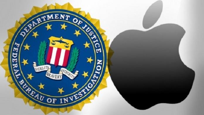 دعوای حقوقی اپل و اف بی آی