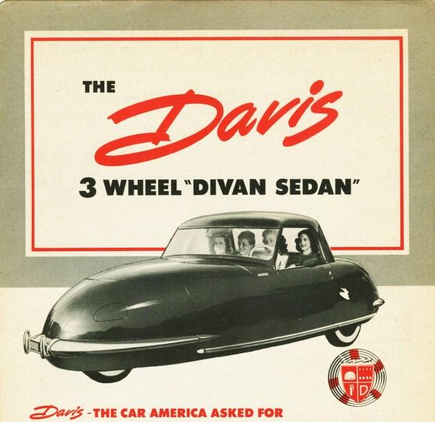 Davis D-2 Divan 1947