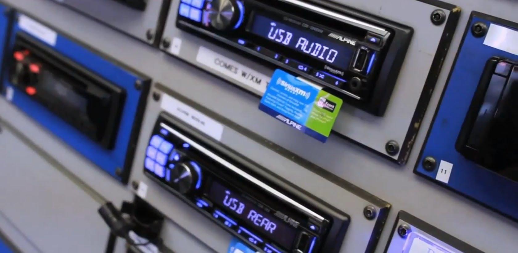 Driving Sound Car Audio