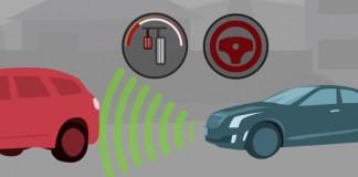 سیستم ترمز اورژانسی خودکار