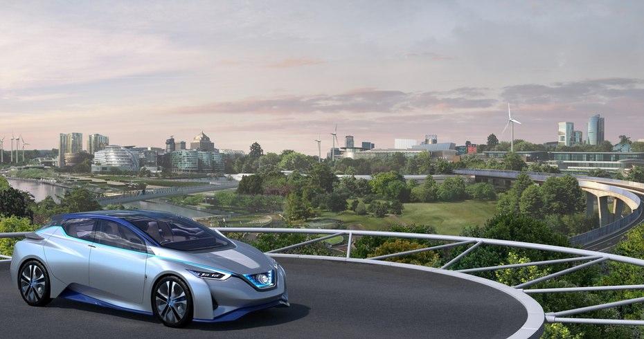 خودرو های الکتریکی