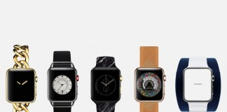 ویژگی جدید Apple Watch Gallery
