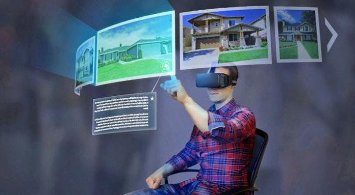 فناوری واقعیت مجازی