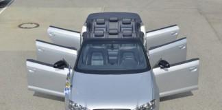 Audi A3 XXL آئودی