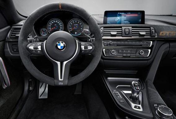 خودرو زیبای بی ام و M4 GTS در سال 2016