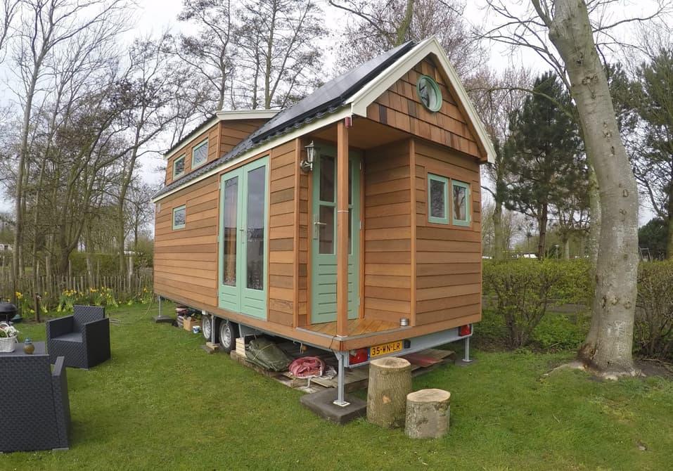 کوچکترین خانه های جهان : قسمت اول