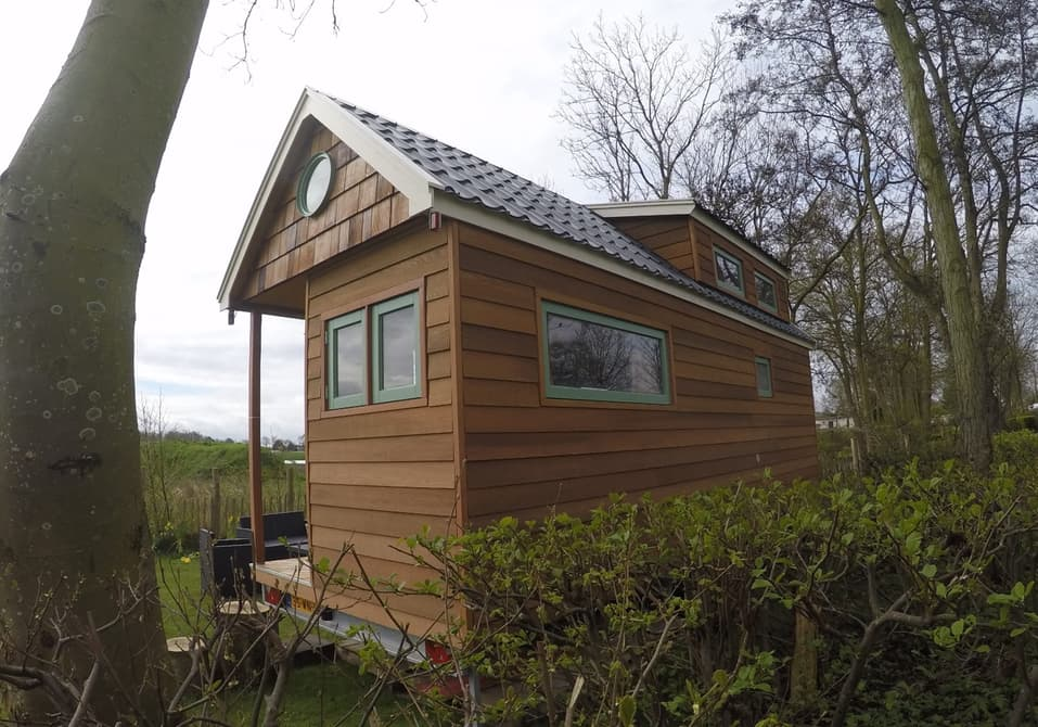 کوچک ترین خانه های جهان