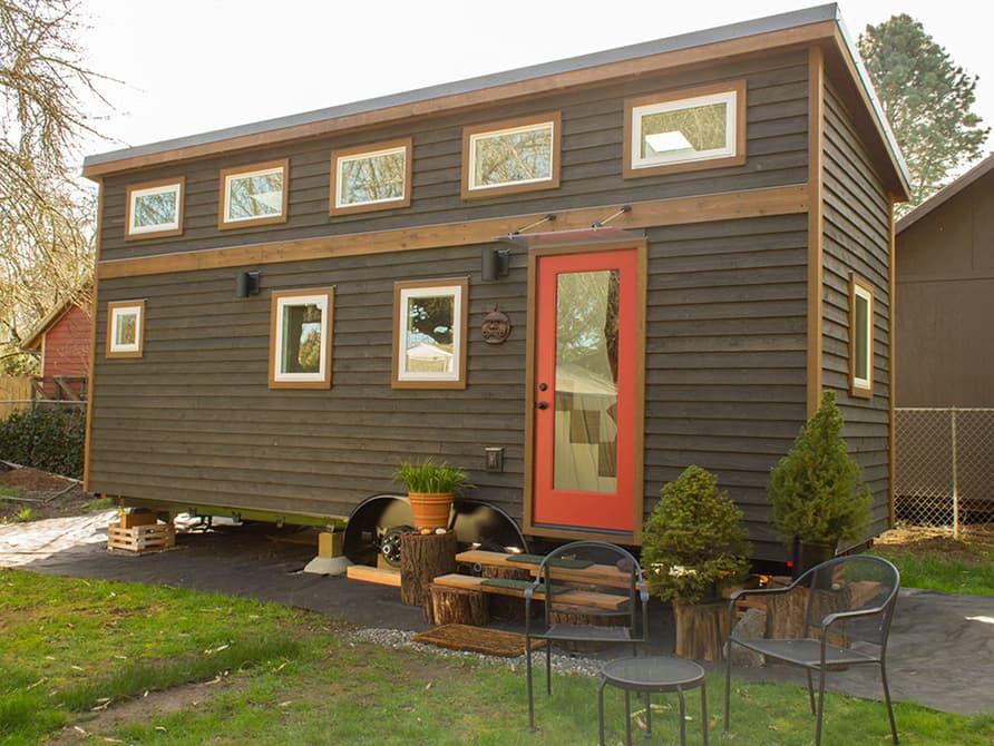 با نورگیرترین خانه ی قابل حمل دنیا آشنا شوید