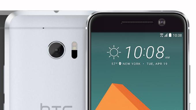 میزان مقاومت HTC 10 در برابر نفوذ ذرات