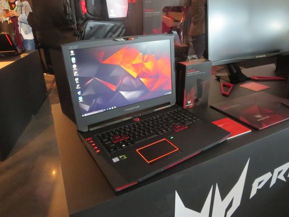 لپ تاپ گیمینگ Acer Predator 17 X