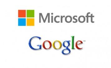 مصالحه ی نهایی گوگل و مایکروسافت