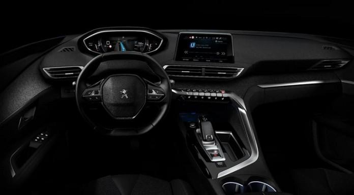طرح مفهومی طراحی داخلی خودرو از پژو