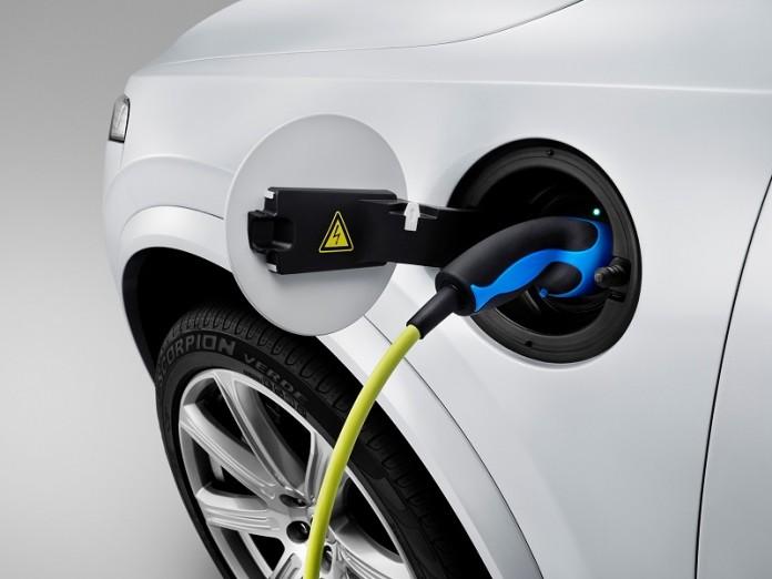 ورود ولوو به عرصه ی خودروهای الکتریکی