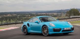 Porsche ۹۱۱ Turbo