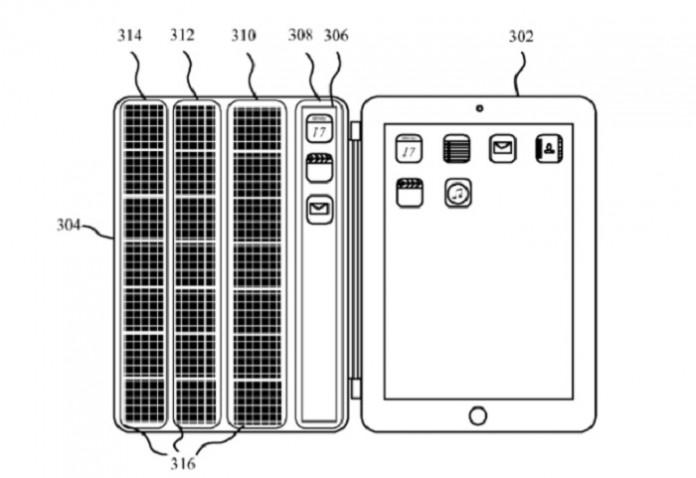 پتنت جدید اپل برای ساخت نسل جدیدی از اسمارت کاور آیپد