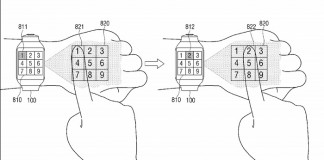 پتنت جدید سامسونگ درباره ی آینده ی ساعت های هوشمند