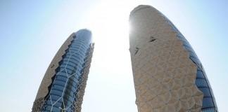 برج خورشیدی امارات