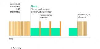 افزایش طول عمر باتری در Android N