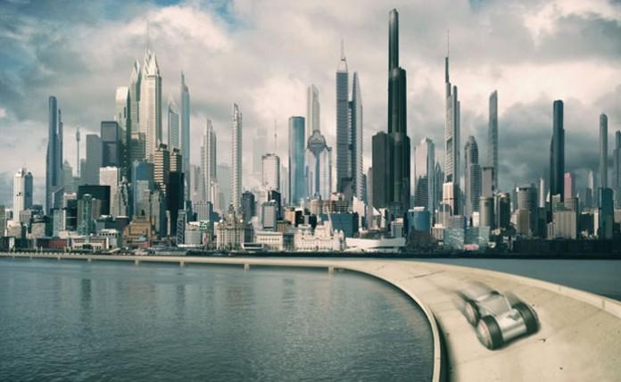 شهرهای آینده : 50 سال دیگه چه خبر است؟