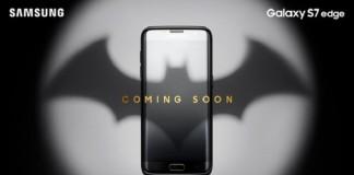 نسخه ی Batman گوشی گلکسی اس 7 اج