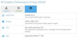 مشخصات فنی Asus Zenfone 3