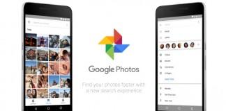 ویژگی های جدید آخرین نسخه ی نرم افزار Google Photos