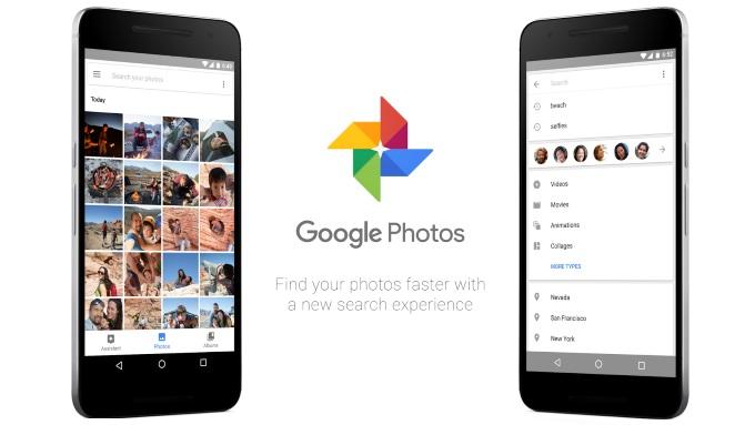 امکانات جدید آخرین نسخه ی نرم افزار Google Photos