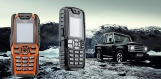 گوشی هوشمند LandRover