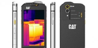 اولین گوشی مجهز به دوربین گرمایی