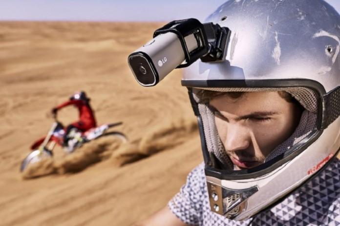 دوربین اکشن جدید ال جی