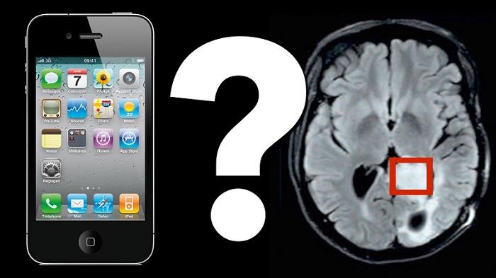 فرضیه ی افزایش ابتلا به سرطان مغزی به دلیل استفاده از تلفن همراه رد شد