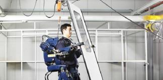 ربات پوشیدنی هیوندایی