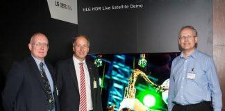 ال جی از جدیدترین تلویزیون های OLED خود رونمایی کرد .