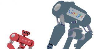 دعوای حقوی اوراکل و گوگل