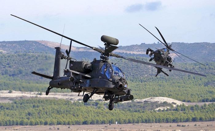 آخرین فناوری به کار رفته در هلیکوپتر های آپاچی کارشناسان نظامی را متحیر کرد !