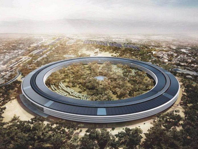 مقر اصلی شرکت اپل