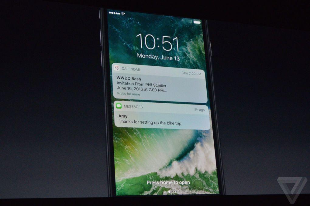 با iOS 10 بیشتر آشنا شوید